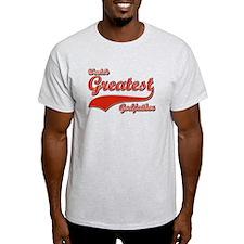 World's greatest God father T-Shirt