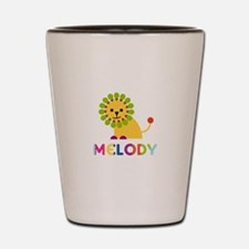 Melody the Lion Shot Glass