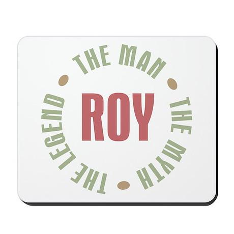 Roy Man Myth Legend Mousepad