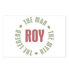 Roy Man Myth Legend Postcards (Package of 8)