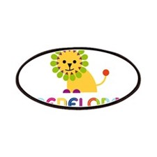 Penelope the Lion Patches