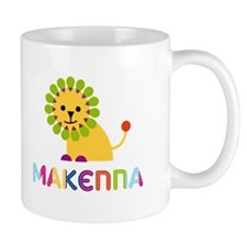 Makenna the Lion Mug