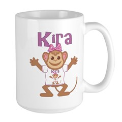 Little Monkey Kira Mug