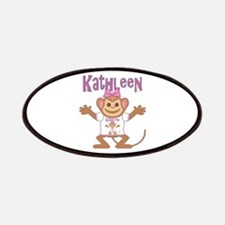 Little Monkey Kathleen Patches