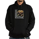 Bearded dragon Hoodie (dark)