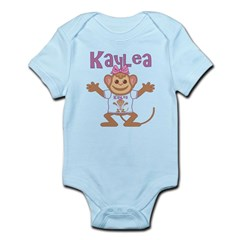 Little Monkey Kaylea Infant Bodysuit