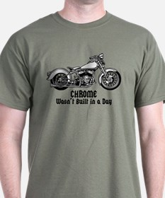 Chrome Wasn't Built in a Day T-Shirt