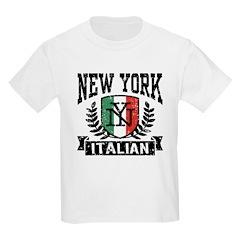 New York Italian T-Shirt