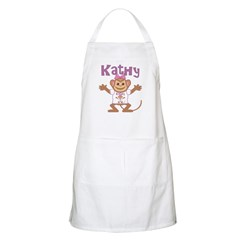 Little Monkey Kathy Apron