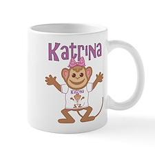 Little Monkey Katrina Mug