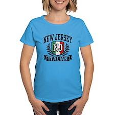 New Jersey Italian Tee