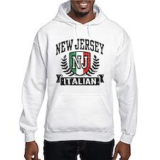 New Jersey Italian Hoodie