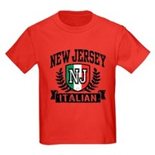 New Jersey Italian T