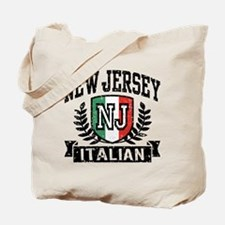 New Jersey Italian Tote Bag