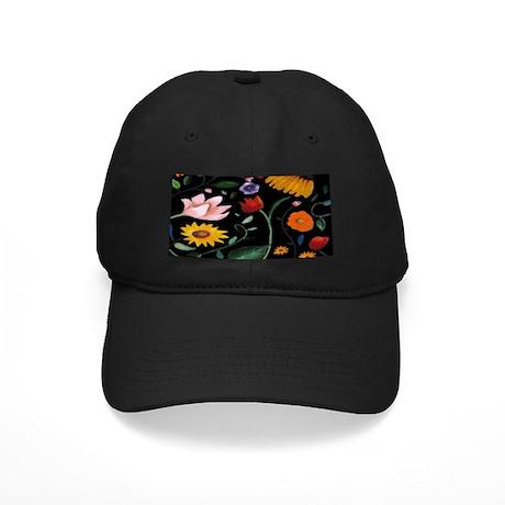 FLOWERS Black Cap