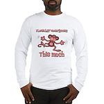 I love my God father this mu Long Sleeve T-Shirt