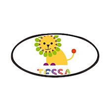 Tessa the Lion Patches