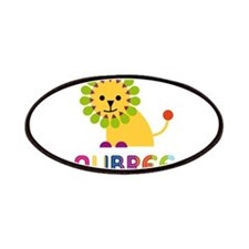 Aubree the Lion Patches