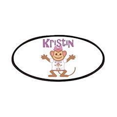 Little Monkey Kristin Patches