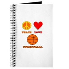 Peace Love Streetball Journal