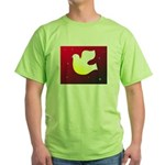 Christian Dove Green T-Shirt