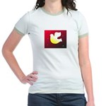Christian Dove Jr. Ringer T-Shirt