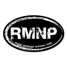 Rocky Mountain Natl Park Decal