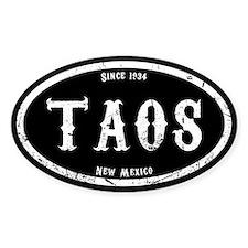 Taos NM Stickers