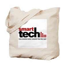 Smart Tech Tote Bag