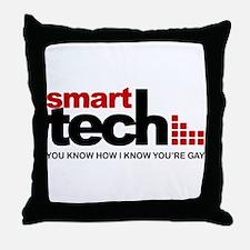 Smart Tech Throw Pillow