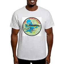 USS Sterlet Ash Grey T-Shirt
