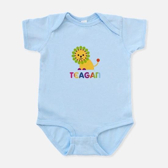 Teagan the Lion Infant Bodysuit