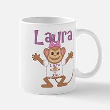 Little Monkey Laura Mug