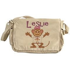 Little Monkey Leslie Messenger Bag