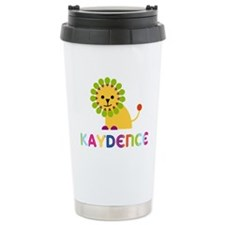 Kaydence the Lion Travel Mug