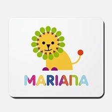 Mariana the Lion Mousepad