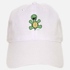 Skuzzo Happy Turtle Baseball Baseball Cap