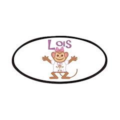Little Monkey Lois Patches