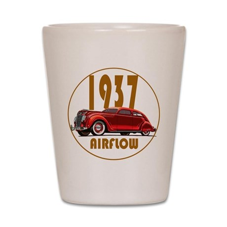 The 1937 Flow Shot Glass
