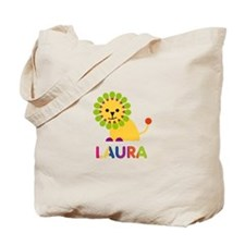 Laura the Lion Tote Bag