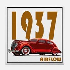 Funny 1930 s Tile Coaster