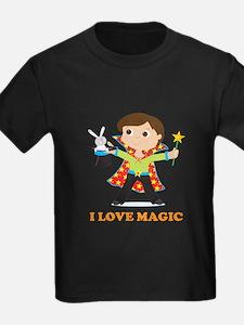 Boy Magician T