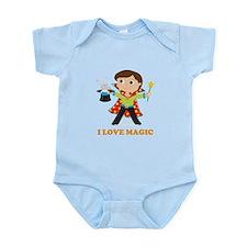 Boy Magician Infant Bodysuit