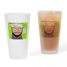 Mohammad Drinking Glass