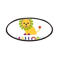 Mallory the Lion Patches