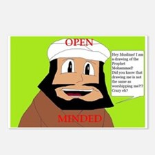 openminded Postcards (Package of 8)