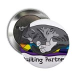 """Quilting Partner 2.25"""" Button (10 pack)"""