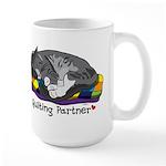 Quilting Partner Large Mug