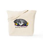 Quilting Partner Tote Bag