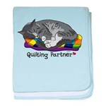 Quilting Partner baby blanket